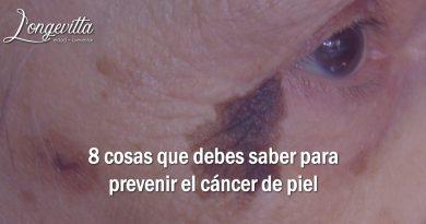 8 cosas que debes saber para prevenir el cáncer de piel