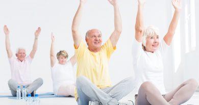 clases de fitness para adultos mayores