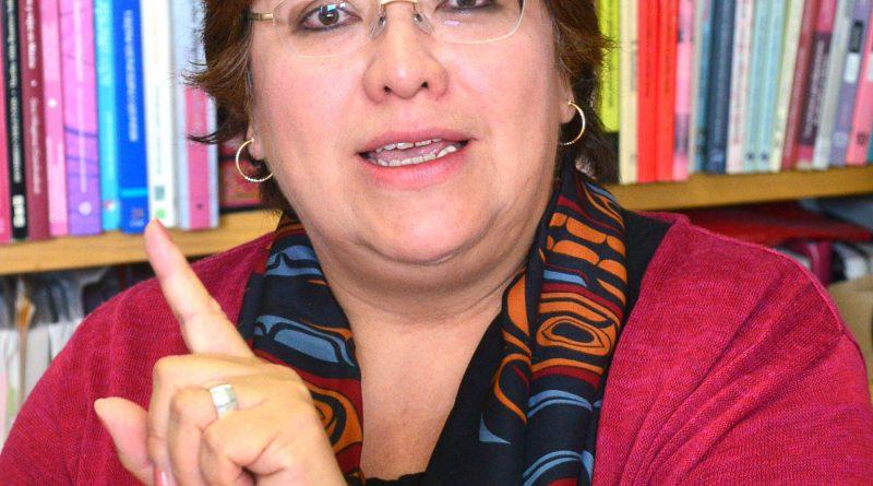 Verónica Montes de Oca, coordinadora del Seminario Universitario Interdisciplinario sobre Envejecimiento y Vejez, de la UNAM