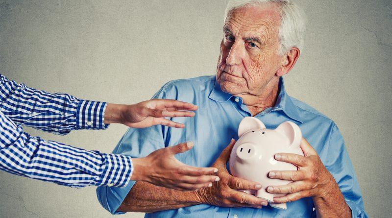 abuso financiero a adultos mayores