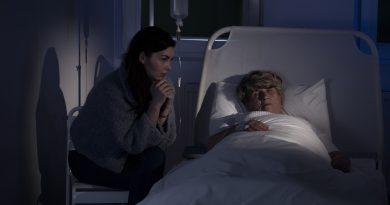 Cuidador de paciente en vigilia