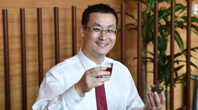 Profesor Asistente Feng Lei