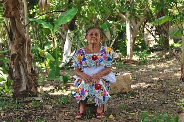 Doña María Bartola Moreno
