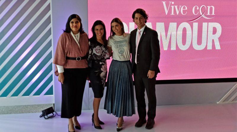 Glamour y Pfizer México unen esfuerzos contra el cáncer de mama metastásico