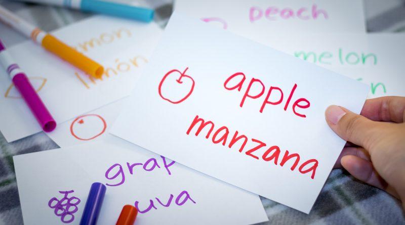 Aprendiendo Nuevo Idioma con Frutas