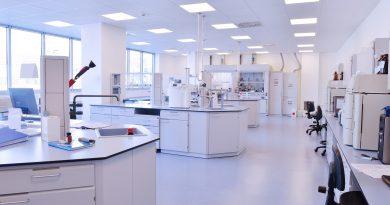 Laboratorio interior