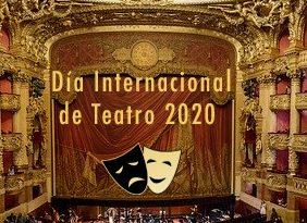 Día Internacional de Teatro 2020