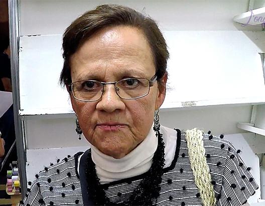 Foto de la doctora Cristina Mapes Sánchez