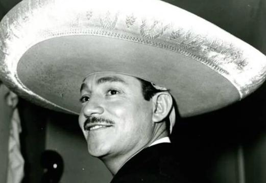 Foto del cantante Javier Solís