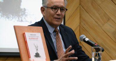 Mario Luis Fuentes, investigador del Programa Universitario de Estudios del Desarrollo de la UNAM.
