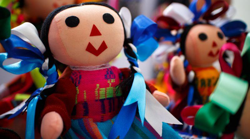 Muñecas de trapo de Guanajuato
