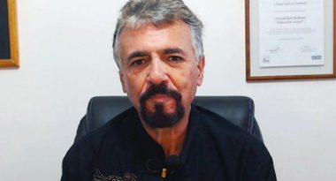 Maestro Jerónimo García Zenteno, sexólogo educador e Instructor Senior del Universal Healing Tao Center