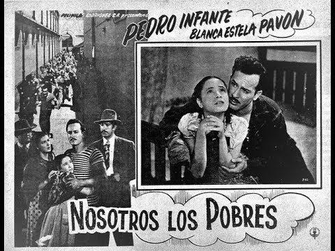 Cartel de la película Nosotros los pobres.
