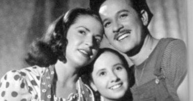 Pepe el Toro, La Chorreada y Chachita, personajes de la película Nosotros los pobres.