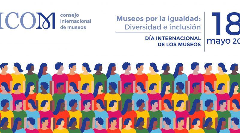 Cartel del Día Internacional de los Museos 202.