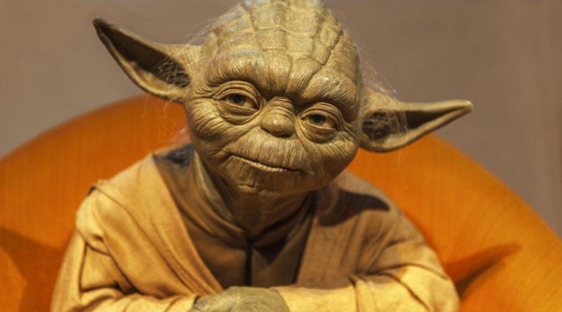 Maestro Yoda. Personaje de la saga Star Wars.