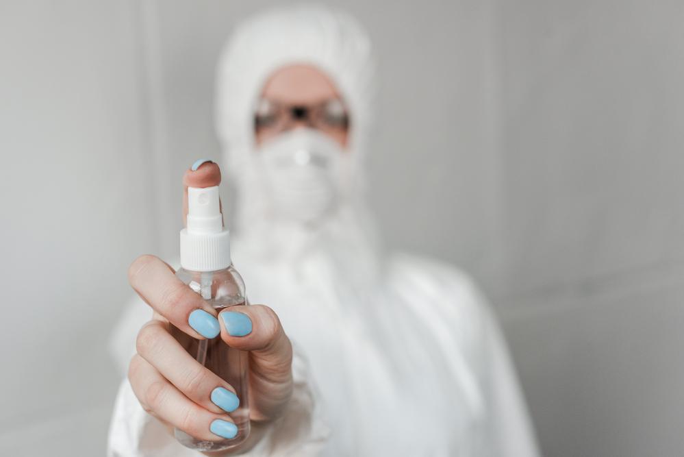 gel anticacterial