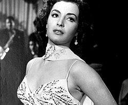 Actriz Elsa Aguirre.
