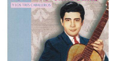 Portada de disco de Roberto Cantoral.