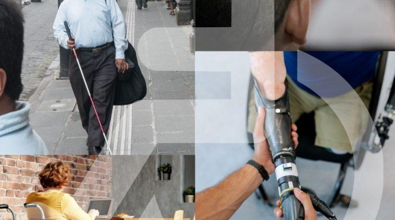 """Portada de la """"Guía para la protección de la salud de las personas con discapacidad en el contexto de COVID-19"""""""