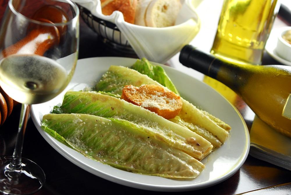 Platillo de la gastronomia de Baja California