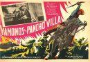 Cartel de la película Vámonos con Pancho Villa.