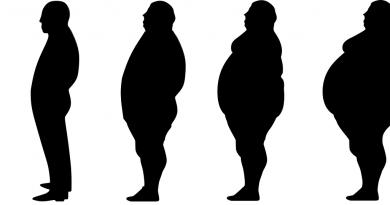 Proceso como una persona baja de peso.