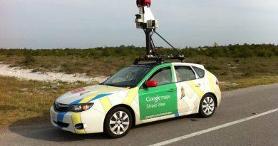 Google Street View = Viajar gratis