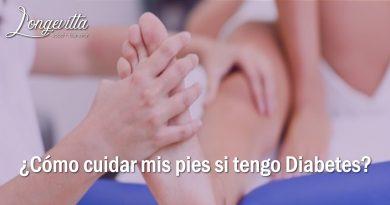 ¿Cómo cuidar mis pies si tengo Diabetes?