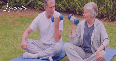 Calentamiento articular para adultos mayores